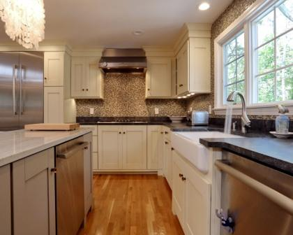 2013 coty awards for whole house and kitchen remodel for Cape cod house renovation