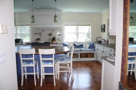 Kitchen Remodel for Historic Weston, MA Home