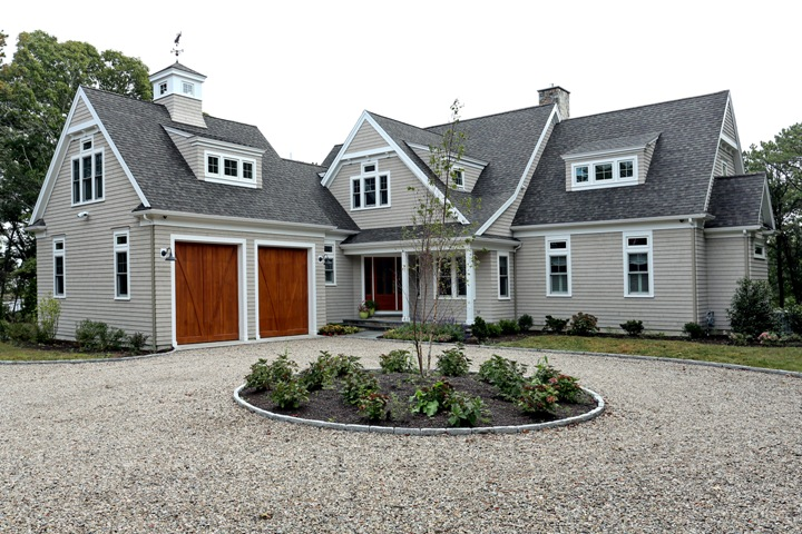 Cape cod custom home dream home for dream property for Cape cod exterior